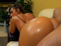 Latina anal gefickt