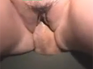 Creampie im Glory Hole
