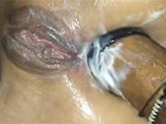 Die Arschfotze meiner Frau gefistet