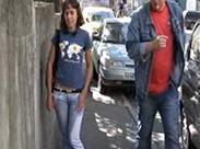 3 lesben im parkhaus - 1 4